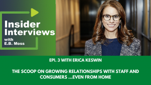 Erica Keswin Guests on Insider Interviews