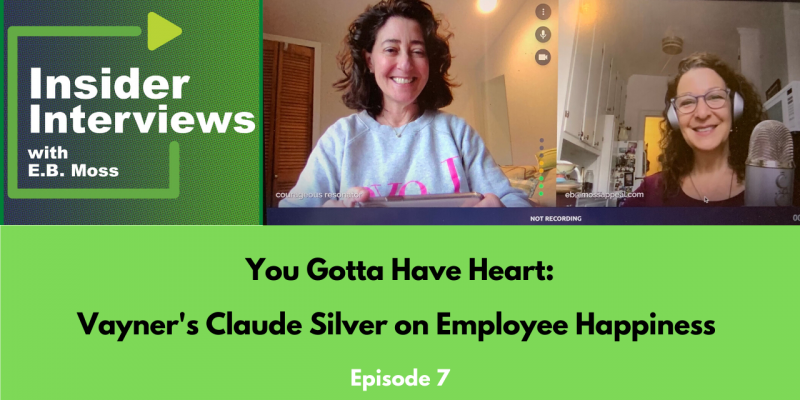 Claude Silver on Having a Heart at Work
